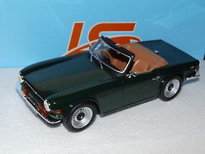 【送料無料】模型車 モデルカー スポーツカー collectibles ブリティッシュレーシンググリーンls amp; collectibles triumph tr6 neu british racing green 118 neu amp; ovp, SPEED ADDICT:fd1b8661 --- rakuten-apps.jp