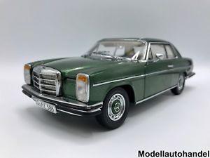 【送料無料】模型車 モデルカー スポーツカー メルセデスダークグリーンサンスターセールmercedes 280 c 8 w 115 1972 metdunkelgrn 118 sunstar 4586 lt;lt;lt;