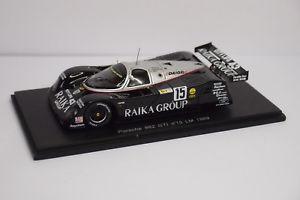 【送料無料】模型車 モデルカー スポーツカー スパークポルシェルマン#spark porsche gti 15 le mans 1989 143
