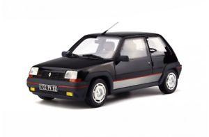 【送料無料】模型車 モデルカー スポーツカー ルノーターボフェーズオットーrenault 5 gt turbo phase 1 118 otto