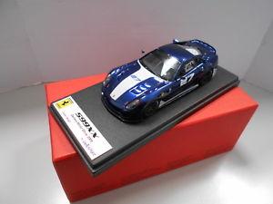 【送料無料】模型車 モデルカー スポーツカー フェラーリ#ls368d by looksmart ferrari 599xx versione clienti 27 143