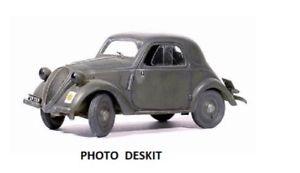【送料無料】模型車 モデルカー スポーツカー 135 simca 5 berline deskit vendue monte