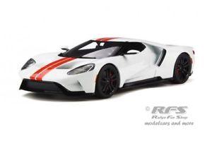 【送料無料】模型車 モデルカー スポーツカー フォードホワイトホワイトグアテマラ