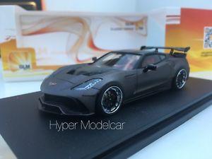 【送料無料】模型車 モデルカー スポーツカー シボレーコルベットワイドボディタイプ
