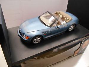 【送料無料】模型車 モデルカー スポーツカー ジェームズボンドutm180024336 by utmodels bmw z3 007 james bond 118