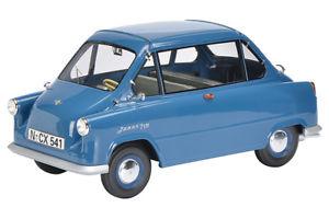 【送料無料】模型車 モデルカー スポーツカー ヤヌスschuco pror 00099 118 zndapp janus blau neu