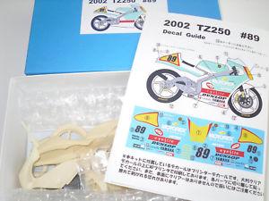 【送料無料】模型車 モデルカー スポーツカー ドライバfullkit der motorex tz 250, 2002, 112, fahrer miyazaki
