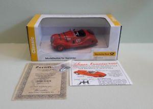 【送料無料】模型車 モデルカー スポーツカー ロードスターschuco examico roadster bmw *ovp* 4001