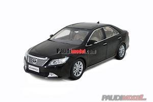 【送料無料】模型車 モデルカー スポーツカー トヨタカムリpaudi toyota camry xv50 2011 schwarz 118
