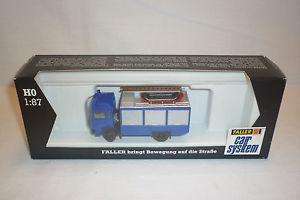 【送料無料】模型車 モデルカー スポーツカー カーシステムトラックfaller car system man thw lkw  h0 187 ovp fal 263