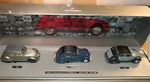 【送料無料】模型車 モデルカー スポーツカー シトロエンcofanetto 60 anni citroen 2cv norev 143 limited edition nr 16402900 obsoleto