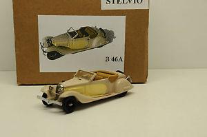 【送料無料】模型車 モデルカー スポーツカー ブガッティタイプシャーシヌフbugatti t 57 stelvio 1 type 1934 chassis 57202 amis du 143 neuf en boite