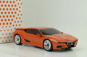【送料無料】模型車 モデルカー スポーツカー オマージュオレンジメタリックディーラーコレクションbmw m1 hommage orange metallic 118 norev dealer collection