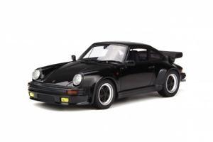 【送料無料】模型車 モデルカー スポーツカー ポルシェターボブラックgt spirit gt178 porsche 911 turbo s 930 schwarz 118 limited 1999
