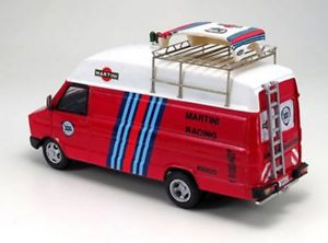 【送料無料】模型車 モデルカー スポーツカー キットフィアットランチアサファリアリーナモデルキットkit fiat daily assistenza lancia safari 1983 arena models kit 143