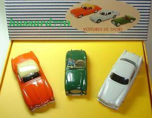 【送料無料】模型車 モデルカー スポーツカー アトラススポーツcret dinkyatlas voitures de sport