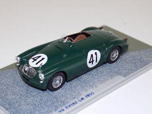 【送料無料】模型車 モデルカー スポーツカー #ルマンbizarre 143 mg ex182 41 le mans 1955 bz344