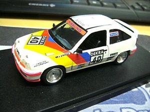 【送料無料】模型車 モデルカー スポーツカー オペルツーリングカー#opel kadett e gsi dtm tourenwagen strycek 40 1989 kissling umbau buildet 143