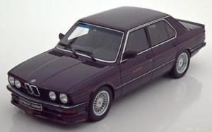 【送料無料】模型車 モデルカー スポーツカー オットーシリーズアルピナターボダークバイオレット118 otto bmw 5series e28 alpina b7 turbo dunkelviolett