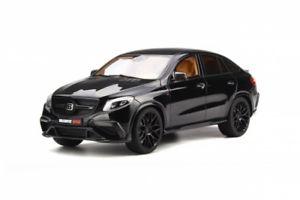 【送料無料】模型車 モデルカー スポーツカー グアテマラメルセデスベンツブラックgt spirit gt193 mercedesbenz brabus gle 850 schwarz 118 limited 1500