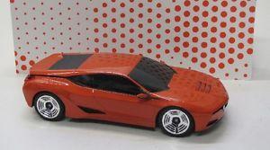 【送料無料】模型車 モデルカー スポーツカー オレンジディーラーbmw m1 hommage orange bmw dealer 118