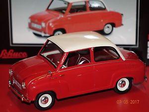 【送料無料】模型車 モデルカー スポーツカー セダンgoggomobil limousine rotwei 118 schuco 97 neu ovp