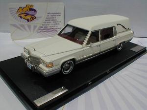 【送料無料】模型車 モデルカー スポーツカー キャデラックコンクールglm 43100302 cadillac eureka concours hearse leichenwagen bj 1991 wei 143