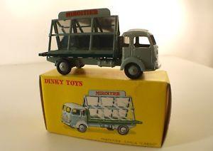 【送料無料】模型車 モデルカー スポーツカー サンヌフneues angebotdinky toys f n 33 c camion simca cargo miroitier saint gobain neuf en boite