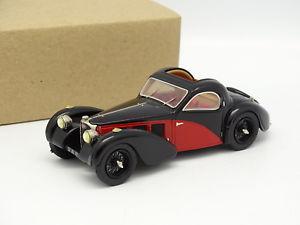【送料無料】模型車 モデルカー スポーツカー ブガッティシャーシlooksmart sb 143 bugatti t57 chassis 57384 rouge et noire atalante 1938