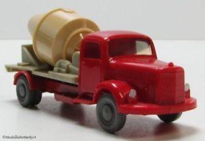 【送料無料】模型車 モデルカー スポーツカー ポンドwiking 5322 b betontransporter mb lb 3500 60er jahre