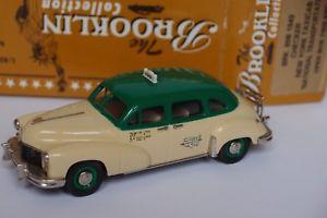 【送料無料】模型車 モデルカー スポーツカー チェッカータクシー