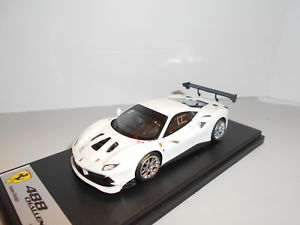 【送料無料】模型車 モデルカー スポーツカー フェラーリチャレンジls476e by looksmart ferrari 488 challenge 143