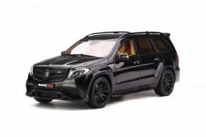 【送料無料】模型車 モデルカー スポーツカー グアテマラbrabus 850xl 118 gt spirit