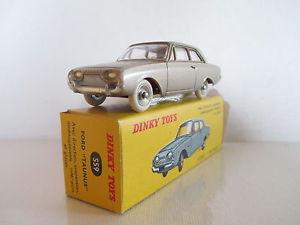 【送料無料】模型車 モデルカー スポーツカー フランスフォードfrench dinky toys 559 ford taunus 17m mib 9 en boite very nice lk