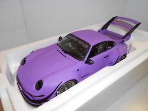 【送料無料】模型車 モデルカー スポーツカー ポルシェソフトウェアライセンスロタナグアテマラgt737 by gt spirit porsche 993 rwb rotana 118