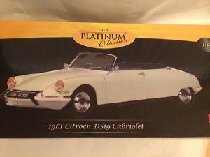 【送料無料】模型車 モデルカー スポーツカー シトロエンカブリオレホワイトサンcitroen ds 19 cabriolet 1961 wei 118 sun star neu amp; ovp 4745