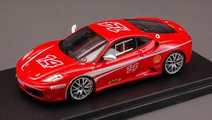 【送料無料】模型車 モデルカー スポーツカー フェラーリチャレンジモデルスマートferrari f430 challenge 143 model looksmart