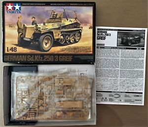 【送料無料】模型車 モデルカー スポーツカー ドイツグリッププラスチックキットtamiya 32550 german sdkfz2503 greif 148 plastic kit