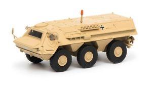 【送料無料】模型車 モデルカー スポーツカー フォックスschuco 26357 187 fuchs transportpanzer isaf bundeswehr neu