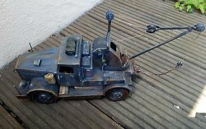 【送料無料】模型車 モデルカー スポーツカー モデルキットクレーンフルメタルトター116 cp modellbau, ss100 schwerer schlepper mit kran komplett metall