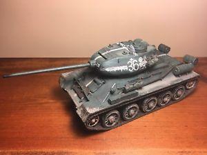 【送料無料】模型車 モデルカー スポーツカー ソタンクフロント#forces of valor unimax 132 soviet t3485 tank eastern front, 1945 80018