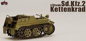 【送料無料】模型車 モデルカー スポーツカー ビドイツスカラタラzoukeimura german sdkfz2 kettenkrad scala 132 codswps01