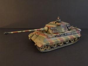 【送料無料】模型車 モデルカー スポーツカー ドイツキングタイガータンクforces of valor german king tiger tank normandy 1944 unimax
