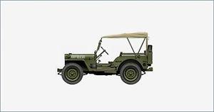 【送料無料】模型車 モデルカー スポーツカー ホビーマスタージープストレッチャーhobby master hg4210 172 willys mb jeep with stretcher raf 12230