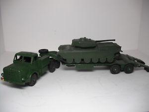 【送料無料】模型車 モデルカー スポーツカー #アンタルタンクホーラ#センチュリオンマイナータッチアップミントdinky toys 660 antar tank hauler 651 centurion tank minor touchups near mint