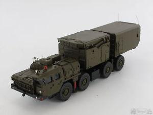 【送料無料】模型車 モデルカー スポーツカー クビカモデルミサイルシステムマズテクノロジーズレーダーレーダーrkmodelle 265610 maz 543 s300 radar rpn30noe radarfahrzeug fr raketensystem