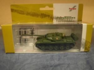 【送料無料】模型車 モデルカー スポーツカー ミニタンクタンクバトルherpa minitanks kampfpanzer t 54 nva 745000
