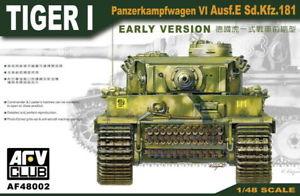 【送料無料】模型車 モデルカー スポーツカー クラブドイツタイガースカラafv club german tiger i wwii scala 148 cod48002