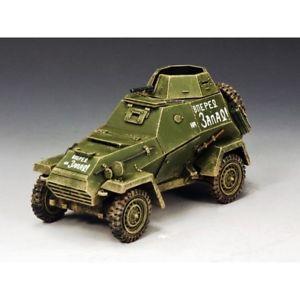 【送料無料】模型車 モデルカー スポーツカー キングソベルリンking amp; countryautomitrailleuse sovitique ba64b, bataille de berlin, avrilma