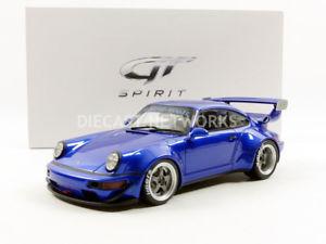 【送料無料】模型車 モデルカー スポーツカー グアテマラポルシェgt spirit 118 porsche 911 964 rwb zm100